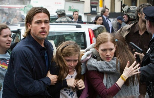 World War Z - inside