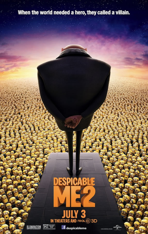 "Image for INDIANAPOLIS! Win Passes to ""Despicable Me 2″!"
