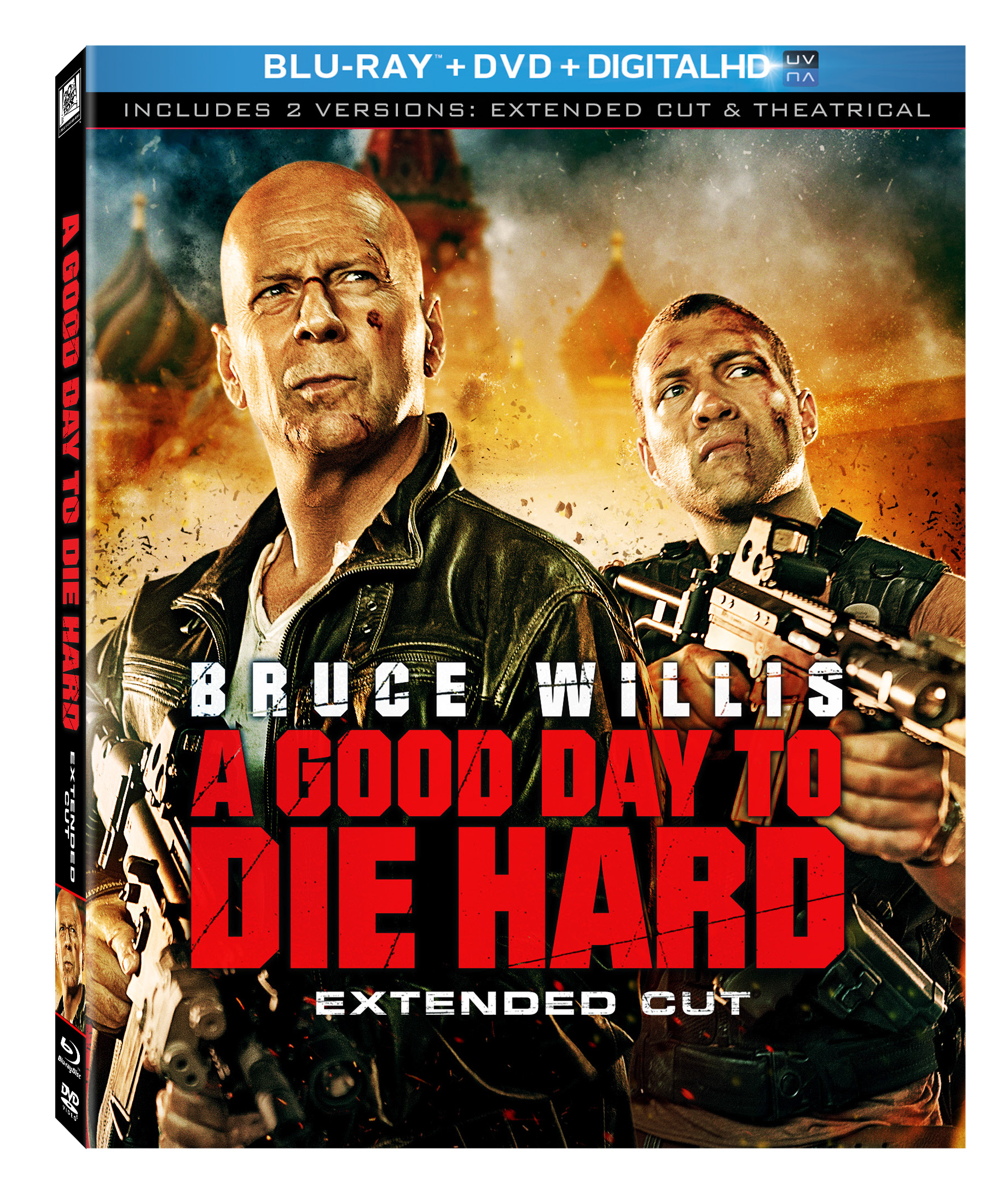 "Image for Win ""A Good Day to Die Hard"" on Blu Ray!"