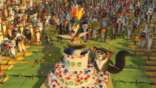 Madagascar Escape 2 Africa movie image