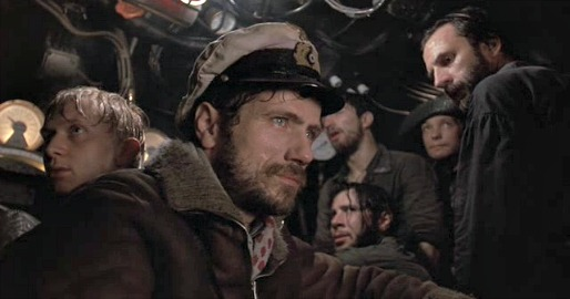das boot a war movie to Das boot is one of the most gripping and authentic war movies ever made based on an autobiographical novel by german world war ii photographer lothar-guenther buchheim, the film follows the lives of a fearless u-boat captain (jurgen prochnow) and his inexperienced crew as they patrol the atlantic and mediterranean in search of allied vessels, taking turns as hunter and prey.
