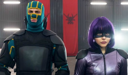 Kick-Ass 2 - inside