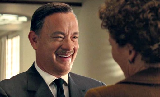 Saving Mr. Banks - inside