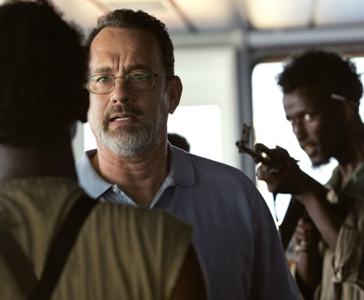 Captain Phillips - inside