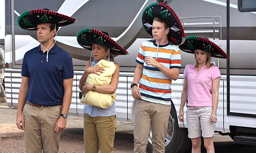 We're the Millers Inside