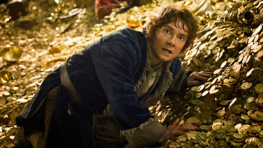 The Hobbit The Desolation of Smaug - inside