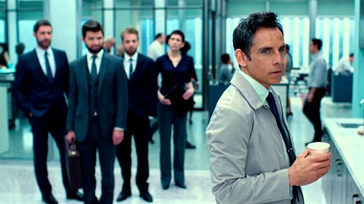 The Secret Life of Walter Mitty - inside