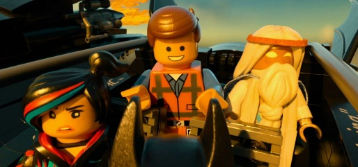 The Lego Movie - inside