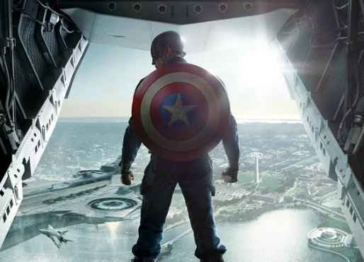 Captain America The Winter Soldier - inside