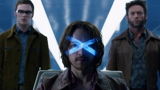 X-Men Days of Future Past inside