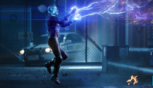 Electro vs. The Amazing Spider-Man 2