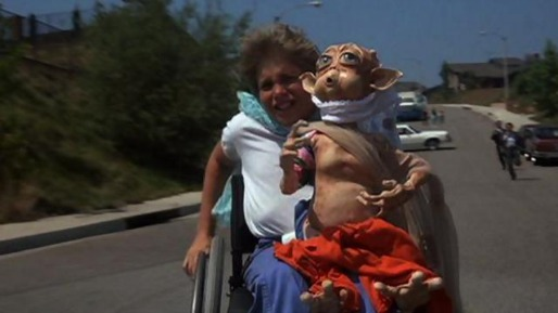 mac and me - interior