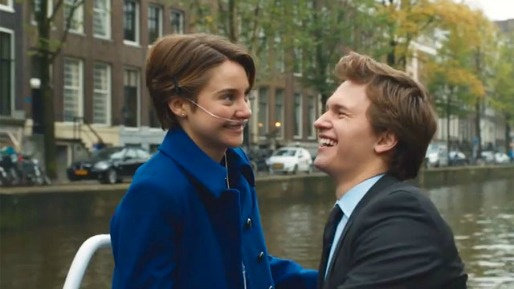 The Fault in Our Stars -  inside