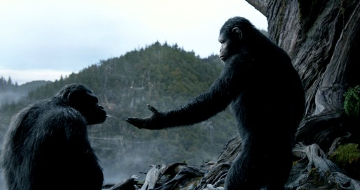 Dawn of the Planet of the Apes - inside