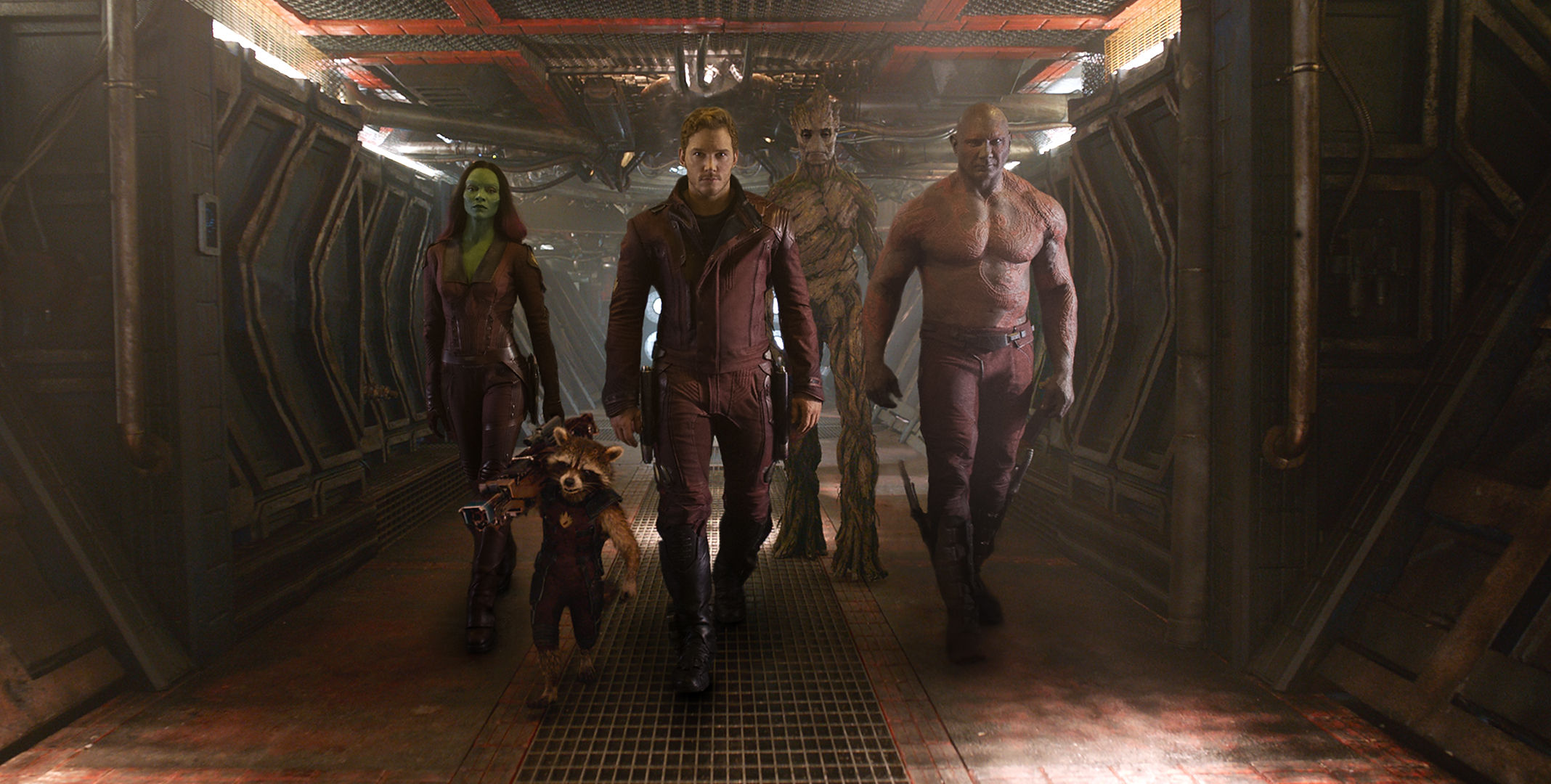 "We have seen the 17-minute preview of ""Guardians of the Galaxy""!"