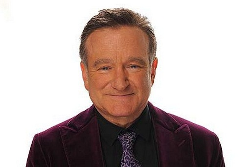 Robin Williams committed suicide Aug. 11, 2014