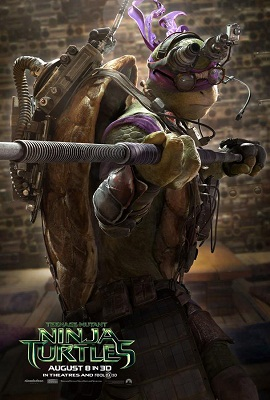Teenate Mutant Ninja Turtles movie poster