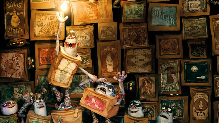 The Boxtrolls - lede