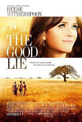 Movie poster for the new movie The Good Lie