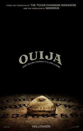 one sheet for the recent movie Ouija