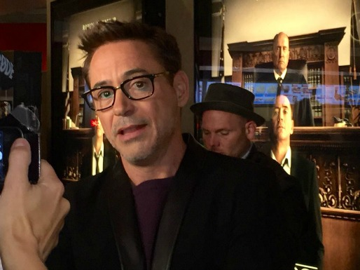 Robert Downey Jr. - inside