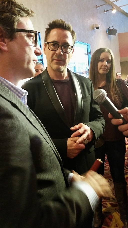 Robert Downey Jr Indianapolis