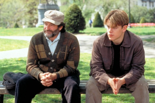 Good Will Hunting - inside