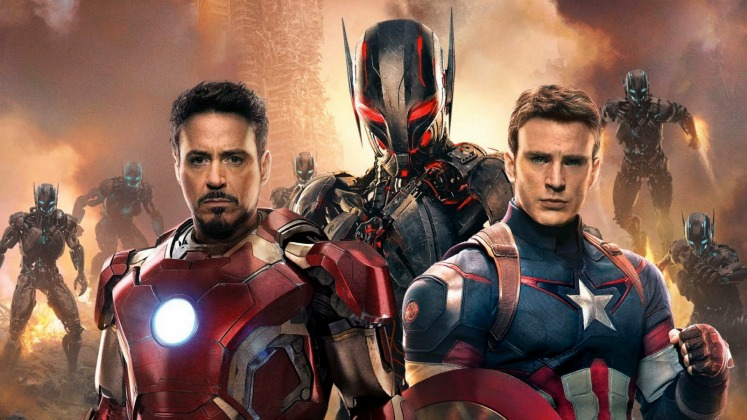 Avengers Age of Ultron (2015) Watch Online and Full
