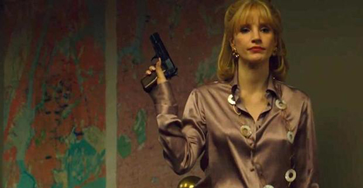 "Jessica Chastain stars as Anna Morales in A24's ""A Most Violent Year,"" written and directed by J.C. Chandor"