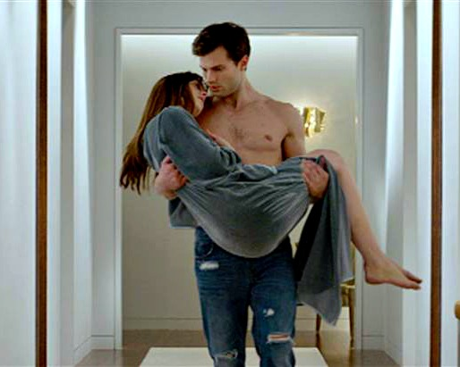 Fifty Shades of Grey - inside