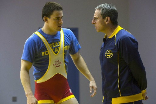 Foxcatcher - inside