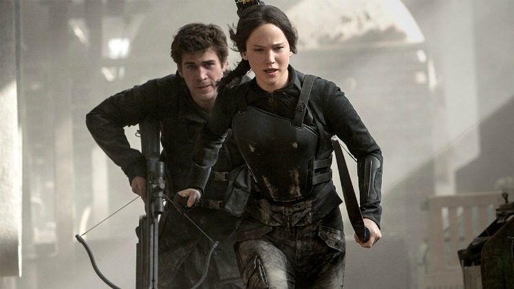 Featured Image for The Hunger Games: Mockingjay — Part 1