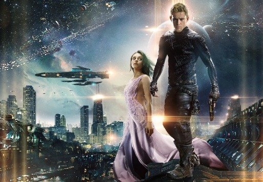 Jupiter Ascending - inside