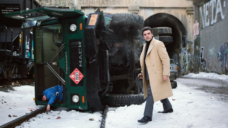A Most Violent Year - lede