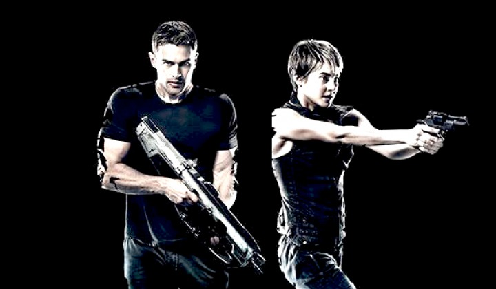 The Divergent Series Insurgent - lede