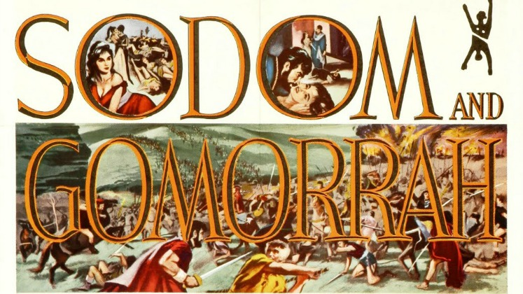 Featured Image for The Last Days of Sodom and Gomorrah (1962)