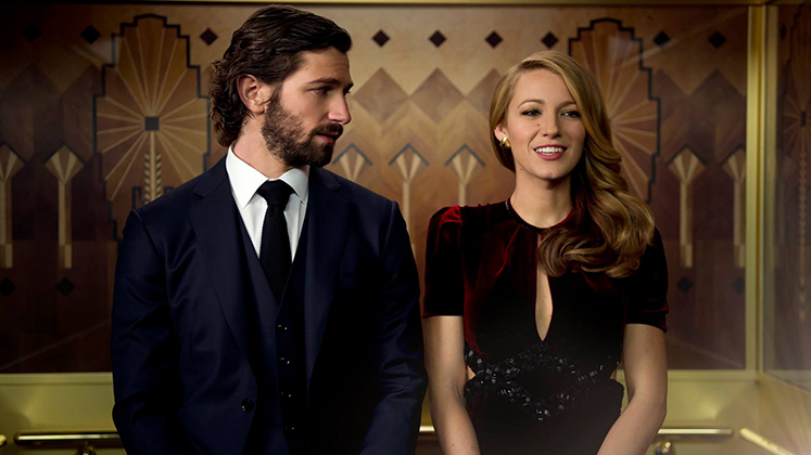 "Michiel Huisman and Blake Lively star in ""The Age of Adaline,"" a 2015 Lionsgate release directed by Lee Toland Krieger."