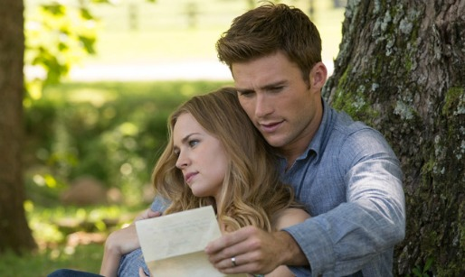 The Longest Ride - inside