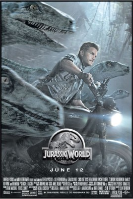 "Image for INDIANAPOLIS! Win passes to see the new Jurassic Park sequel, ""Jurassic World"""