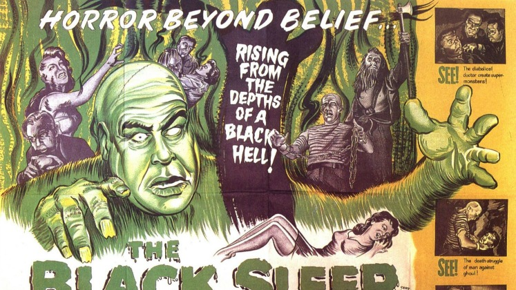 The Black Sleep - lede