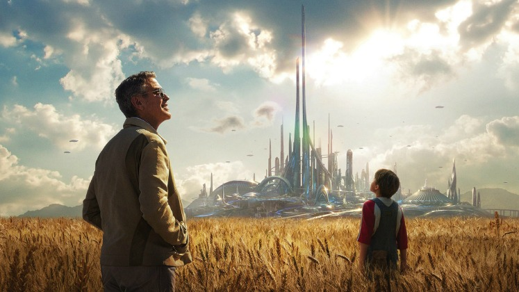 Tomorrowland - lede