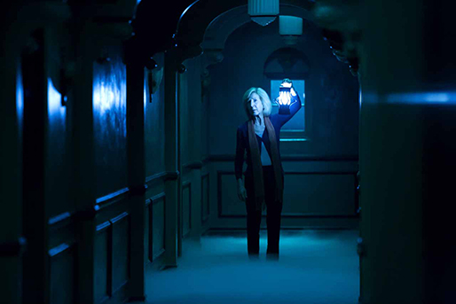 "Lin Shaye stars as Elise, a medium trying to save a young girl from a persistently nasty demon, in ""Insidious: Chapter 3,"" a 2015 Gramercy Pictures release that serves as a prequel in the franchise."