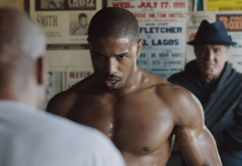 "Michael B. Jordan stars in the Rocky Spinoff ""Creed"""