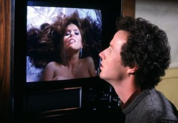 "Mark McClure stars in the 1987 Universal Pictures sketch-comedy collection ""Amazon Women on the Moon."""