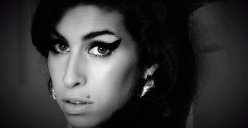 """The life and death of soul singer Amy Winehouse is documented in the new movie """"Amy"""" (2015)."""