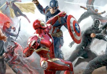 Captain America Civil War - featured