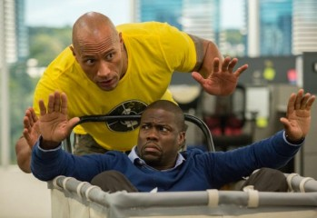 Central Intelligence - inside