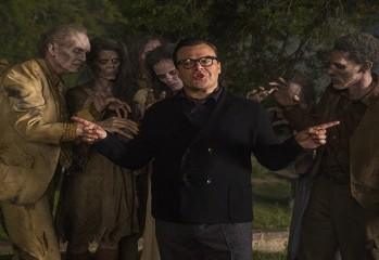 "Jack Black stars in Columbia Pictures' ""Goosebumps."""