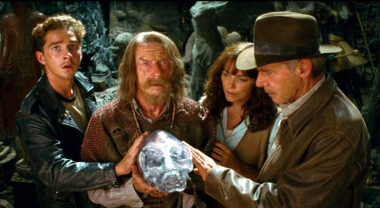 Indiana Jones And The Kingdom Of The Crystal Skull 2008 The Film Yap