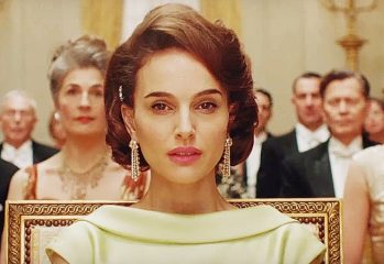 "Natalie Portman portrays Jacqueline Kennedy in ""Jackie,"" a 2016 Fox Searchlight Pictures release directed by Pablo Larraín."